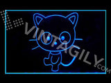 Chococat Black Cat LED Sign