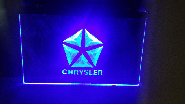 FREE Chrysler LED Sign -  - TheLedHeroes