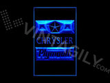Chrysler Plymouth LED Sign