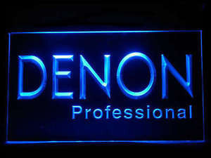 Denon Professional LED Sign -  - TheLedHeroes