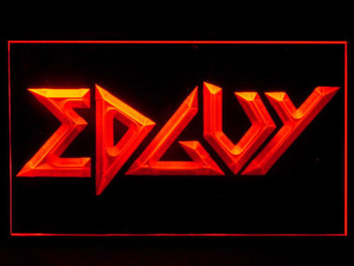 Edguy LED Sign - Red - TheLedHeroes