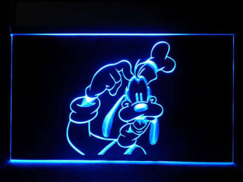 FREE Goofy LED Sign -  - TheLedHeroes