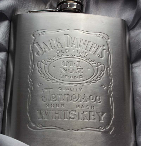 Jack Daniel's Whiskey Flask