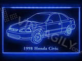 Honda Civic LED Sign