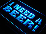 I Need A Beer LED Sign -  - TheLedHeroes
