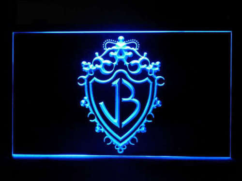 Jonas Brothers LED Sign - Blue - TheLedHeroes