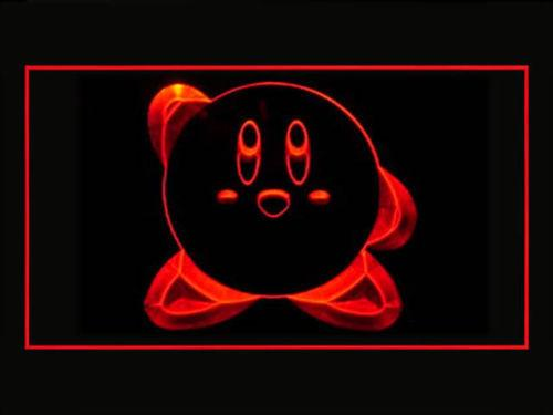 Kirby LED Neon Sign USB -  - TheLedHeroes