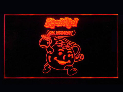 Kool Aid LED Sign - Orange - TheLedHeroes