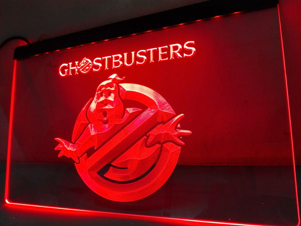 Ghostbusters LED Neon Sign