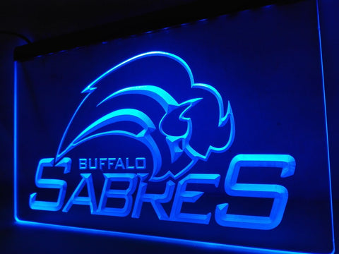 FREE Buffalo Sabres LED Sign -  - TheLedHeroes
