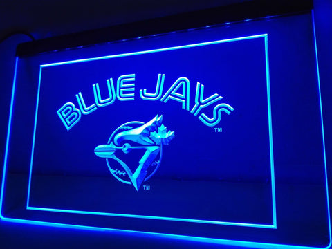 FREE Toronto Blue Jays (8) LED Sign -  - TheLedHeroes