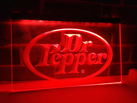 FREE Dr Pepper LED Sign -  - TheLedHeroes