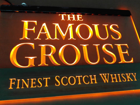FREE The Famous Grouse LED Sign -  - TheLedHeroes