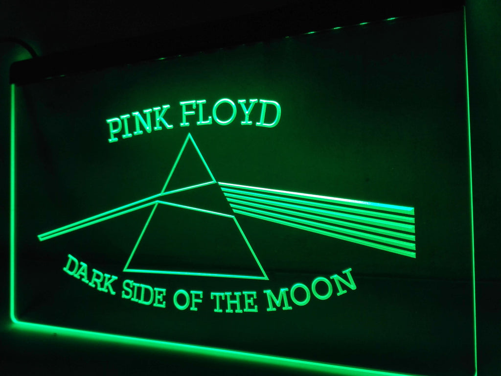 Pink Floyd Rock n Rock Bar LED Sign