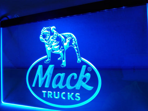 Mack Dog LED Neon Sign with On/Off Switch 7 Colors to choose
