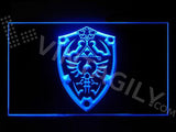 Legend Of Zelda Link Shield LED Sign -  - TheLedHeroes
