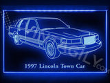 Lincoln Town Car LED Sign