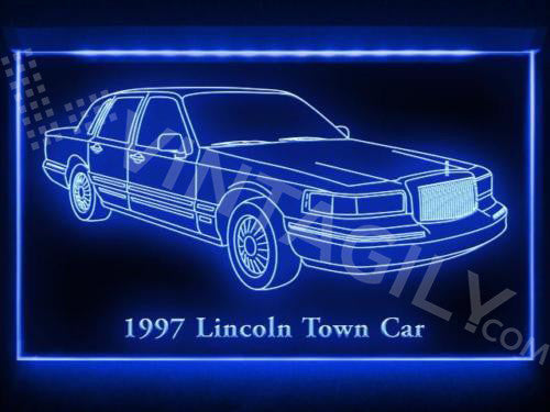 FREE Lincoln Town Car LED Sign -  - TheLedHeroes