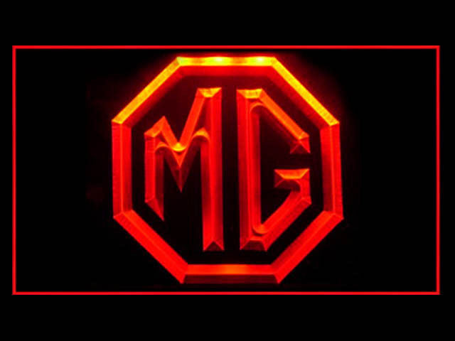 MG Morris Garage LED Sign -  - TheLedHeroes
