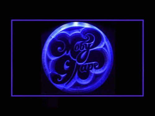 Moby Grape LED Sign - Purple - TheLedHeroes