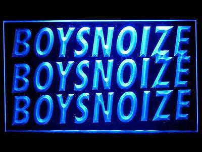 Boys Noize LED Sign -  - TheLedHeroes