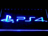 Playstation 4 LED Sign - Blue - TheLedHeroes