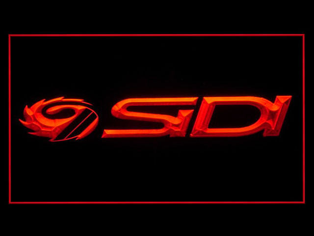 Sidi LED Sign - Red - TheLedHeroes