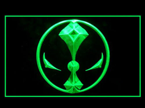 Spawn LED Sign - Green - TheLedHeroes