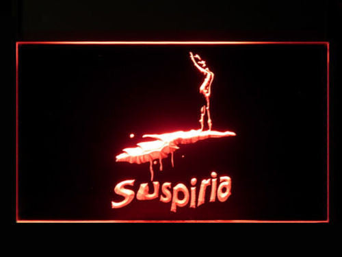 Suspiria LED Sign - Red - TheLedHeroes