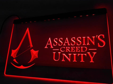 Assassin's Creed Unity LED Sign