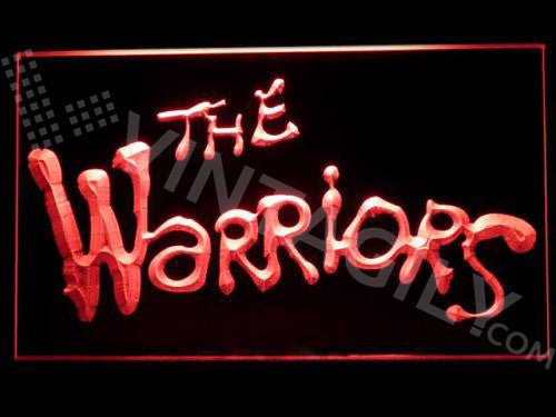 FREE The Warriors LED Sign -  - TheLedHeroes
