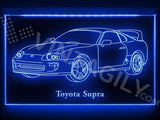 Toyota Supra LED Sign