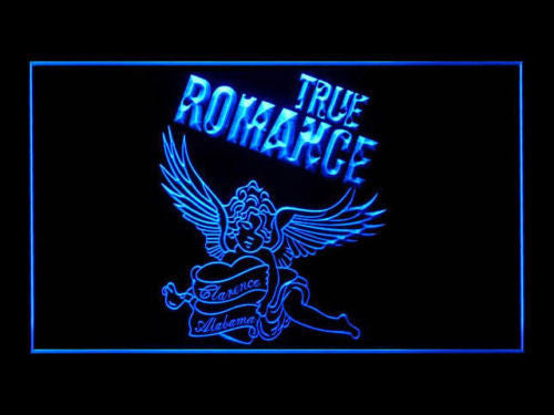 True Romance LED Sign - Blue - TheLedHeroes