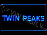 Twin Peaks LED Neon Sign USB -  - TheLedHeroes
