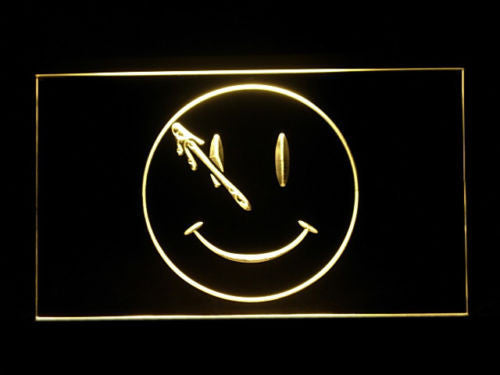Watchmen LED Sign - Multicolor - TheLedHeroes