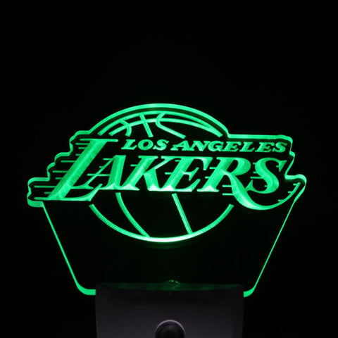 LA Lakers Bar Sensor LED Sign