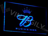 Budweiser LED Sign - Blue - TheLedHeroes