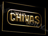Chivas LED Sign - Yellow - TheLedHeroes