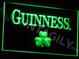 Guinness LED Sign - Green - TheLedHeroes