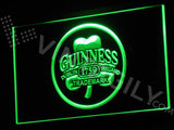 Guinness 2 LED Sign - Green - TheLedHeroes