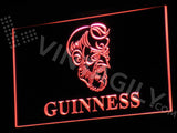 Guinness 3 LED Sign - Red - TheLedHeroes