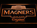 Magners Irish Cider Bar Beer Pub LED Sign - Orange - TheLedHeroes
