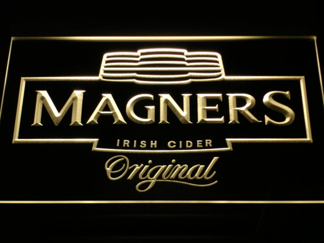 Magners Irish Cider Bar Beer Pub LED Sign - Multicolor - TheLedHeroes