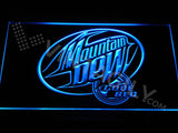 Mountain Dew LED Sign - Blue - TheLedHeroes