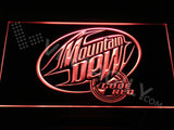 Mountain Dew LED Sign - Red - TheLedHeroes
