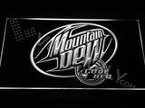 Mountain Dew LED Sign - White - TheLedHeroes