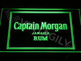 Captain Morgan LED Sign - Green - TheLedHeroes