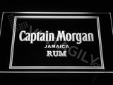 Captain Morgan LED Sign - White - TheLedHeroes