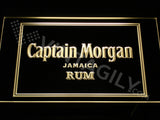 Captain Morgan LED Sign - Yellow - TheLedHeroes
