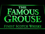 Famous Grouse LED Sign - Green - TheLedHeroes